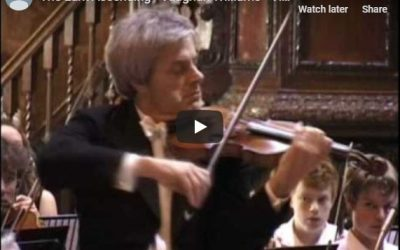 Watch Michael performing in Gloucester Cathedral